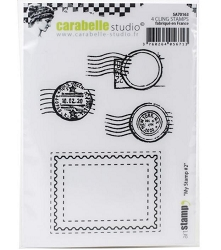 Carabelle Studio - Cling Stamp - My Stamp #2