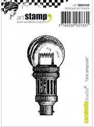 Carabelle Studio - Cling Stamp - Une Ampoule