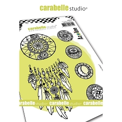 Carabelle Studio - Cling Stamp - Attraper ses Reves (catching your dreams)
