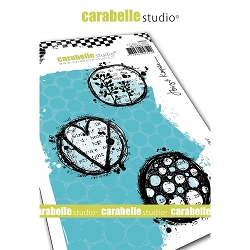 Carabelle Studio - Cling Stamp - Playful Circles