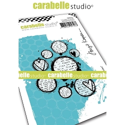 Carabelle Studio - Cling Stamp - Lovely Circles