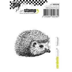 Carabelle Studio - Cling Stamp - Herisson/Hedgehog