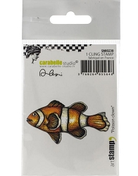 Carabelle Studio - Cling Stamp - Poisson Clown