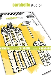 Carabelle Studio - Cling Stamp - Our Street
