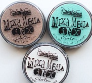 Mix'd Media Pigment Ink by Donna Salazar