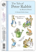 Beatrix Potter stamps