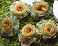 Vintage Layered Roses