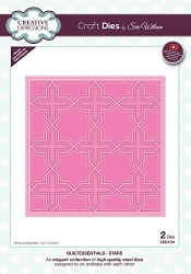 Sue Wilson Designs - Die - Quiltessentials Collection - Stars