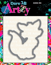 Dare 2B Artzy - Cutting Die - Fox