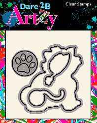 Dare 2B Artzy - Cutting Die - Cat