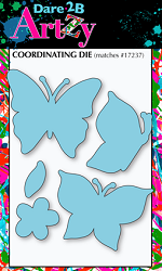 Dare 2B Artzy - Cutting Die - Joyful Butterfly