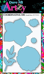 Dare 2B Artzy - Cutting Die - Happiness Flower
