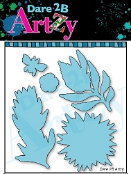Dare 2B Artzy - Cutting Die - Shine Floral