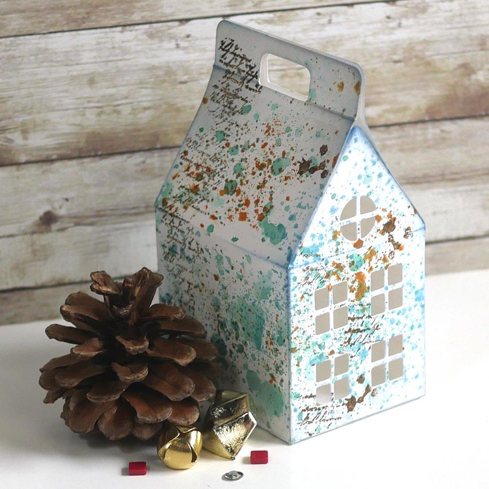 Elizabeth Craft Holiday House Box에 대한 이미지 검색결과
