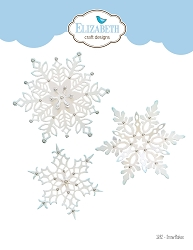 Elizabeth Craft Designs - Die - Snowflakes
