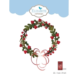 Elizabeth Craft Designs - Die - Create A Wreath