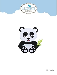Elizabeth Craft Designs - Panda Bear