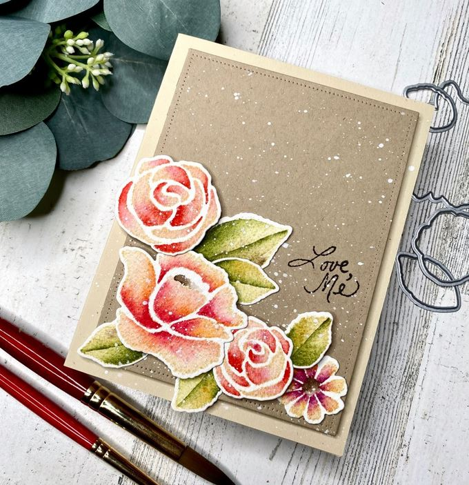 Gina K Designs - New Spring stamps
