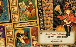 Happy Hauntings Collection