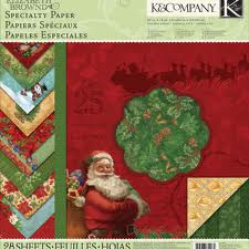 Elizabeth Brownd Visions of Christmas Collection