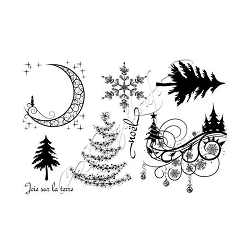 Katzelkraft - A5 Unmounted Rubber Stamp Sheet - Christmas (5.5