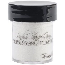 Lindy's Stamp Gang - 2-Tone Embossing Powder - Purely White