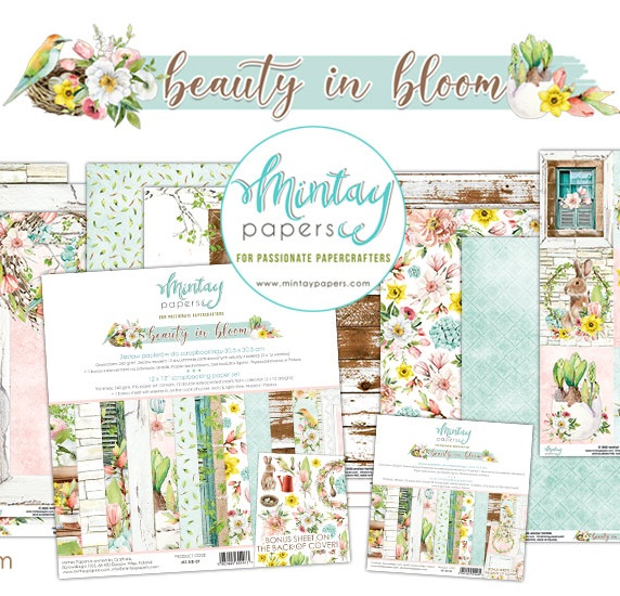 Mintay - Beauty in Bloom Collection