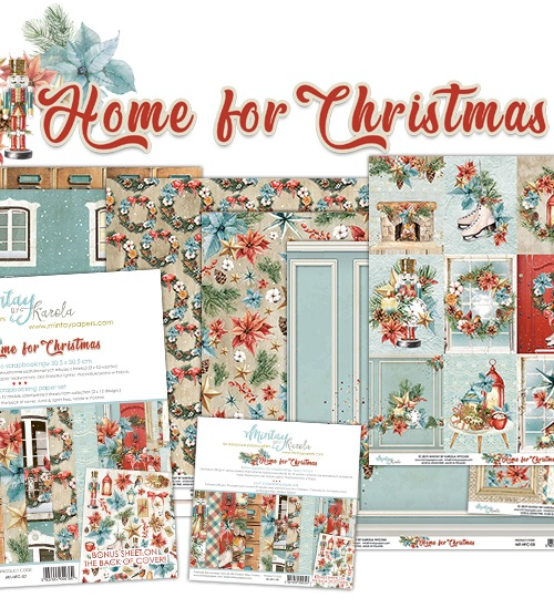 Mintay Home For Christmas Collection