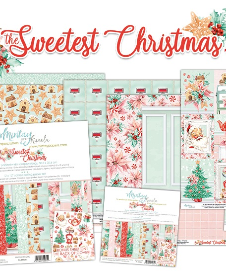 Mintay Sweetest Christmas Collection