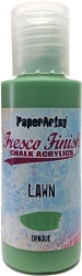 Paper Artsy - Fresco Finish Acrylic Paints - 50ml Bottle - Lawn (opaque)