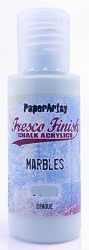 Paper Artsy - Fresco Finish Acrylic Paints - 50ml Bottle - Marbles (opaque)