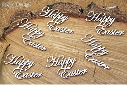 Scrapiniec Chipboard - Happy Easter