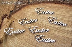 Scrapiniec Chipboard - Easter #2