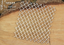 Scrapiniec Chipboard - Big mesh