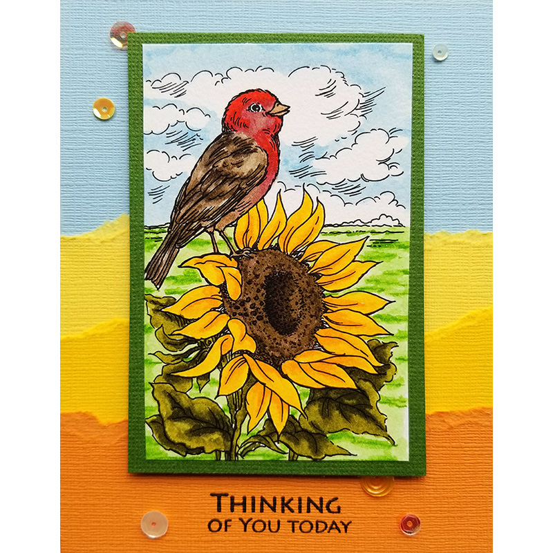 Stampendous - Summer stamp release