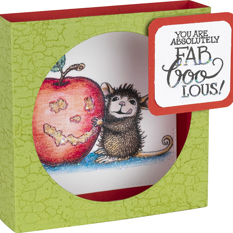 Stampendous - Summer, Fall, and Christmas House Mouse