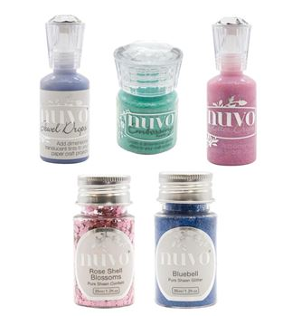 Tonic Studios - Sept colors of Nuvo products!!