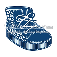 Tattered Lace - Dies - Baby Boy Boot
