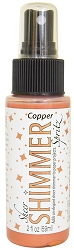 Tsukineko - Sheer Shimmer Spritz Spray - Copper
