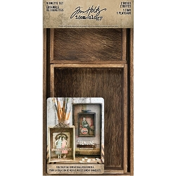 Advantus - Tim Holtz Idea-ology - Vignette Box Set