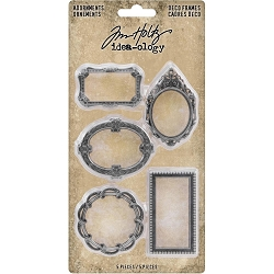 Advantus - Tim Holtz Idea-ology - Adornments Deco Frames