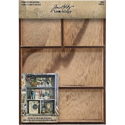 Advantus - Tim Holtz Idea-ology - Vignette Divided Box