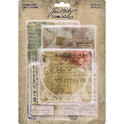 Advantus - Tim Holtz Idea-ology - Journal Cards