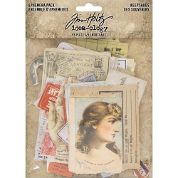 Advantus - Tim Holtz Idea-ology - Ephemera Keepsakes