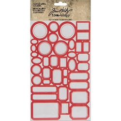 Advantus - Tim Holtz Idea-ology - Classic Label Stickers