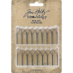 Advantus - Tim Holtz Idea-ology - Metal Gates