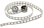 Advantus - Tim Holtz Idea-ology - Filmstrip Ribbon