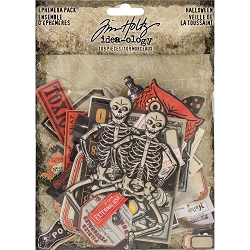 Advantus - Tim Holtz Idea-ology - Halloween Ephemera