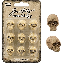 Advantus - Tim Holtz Idea-ology - Skulls