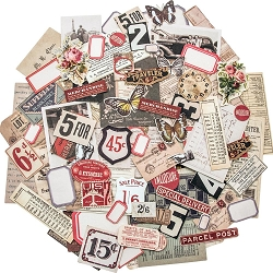Advantus - Tim Holtz Idea-ology - Ephemera Snippets Die-Cuts